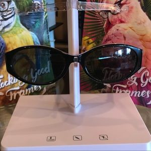 JUICY COUTURE EYEGLASS FRAMES ( used)